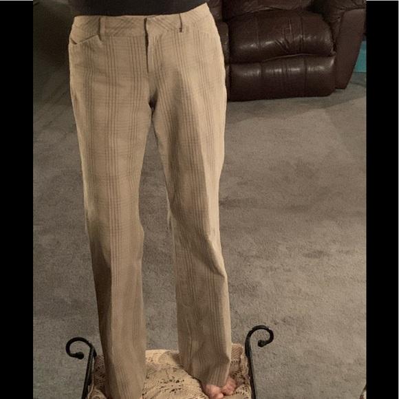 Express Pants - Express hip hugger bell bottoms